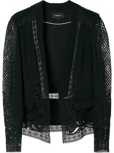 пиджак с кружевными панелями Kobi Halperin