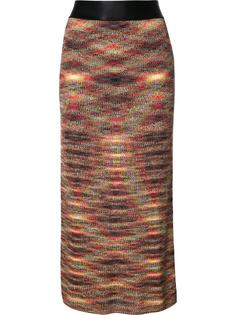трикотажная юбка-карандаш Ellery