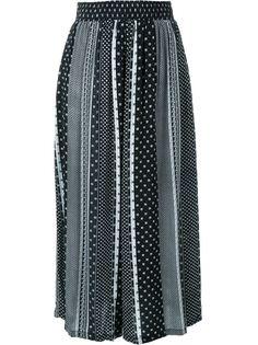 длинная юбка с принтом Guild Prime