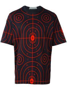 all-over print T-shirt Christopher Kane