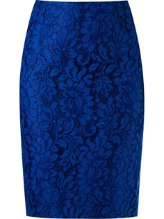 lace pencil skirt Martha Medeiros
