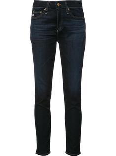 укороченные джинсы кроя скинни Ag Jeans