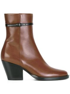 thin buckle boots  A.F.Vandevorst
