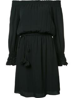 платье с открытыми плечами Kobi Halperin