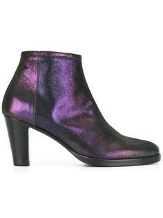 side zip boots  A.F.Vandevorst