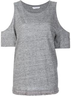 блузка с открытыми плечами Derek Lam 10 Crosby