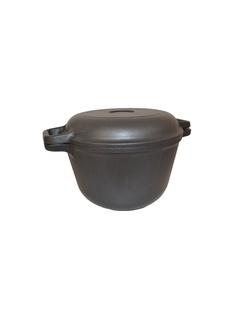 Кастрюли НЕВА металл посуда