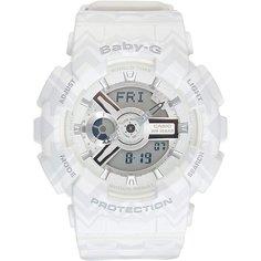 Кварцевые часы женские Casio G-Shock Baby-g 67046 Ba-110tp-7a White