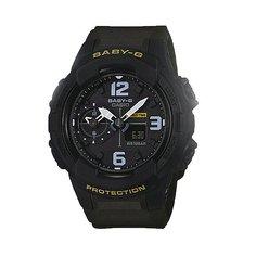 Кварцевые часы женские Casio G-Shock Baby-g 67600 Bga-230-3b Black