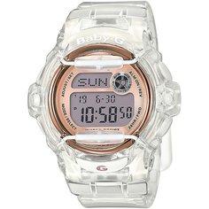 Кварцевые часы женские Casio G-Shock Baby-g 67274 Bg-169g-7b White