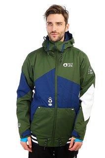 Куртка утепленная Picture Organic College Khaki