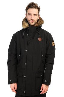 Куртка парка Picture Organic Hudson Black