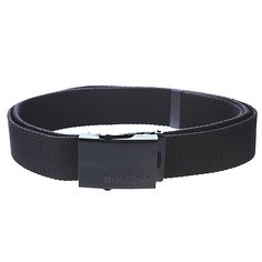 Ремень TrueSpin Plain Belt Black