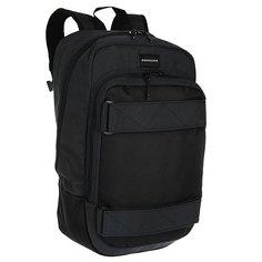 Рюкзак спортивный Quiksilver Skate Pack 20 L True Black