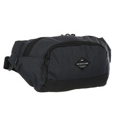 Сумка поясная Quiksilver Lone Walker True Black