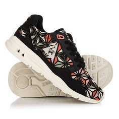 Кроссовки женские Le Coq Sportif Lcs R900 W Graphic Black/Flamingo