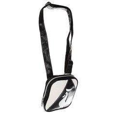 Сумка для документов Le Coq Sportif Rubilo Small Item Bag Black/White
