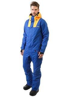 Комбинезон сноубордический Airblaster Hot Freedom Suit Royal Mango Insulated