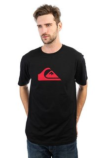 Футболка Quiksilver Everyday Black