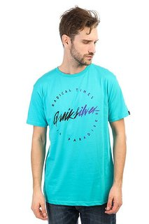 Футболка Quiksilver Rightup Viridine Green