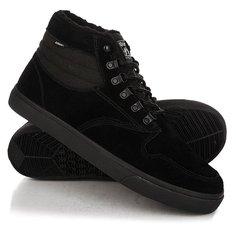 Кеды кроссовки утепленные Element Topaz C3 Mid Black