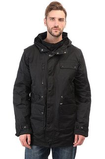 Куртка парка Globe Mayfield Jacket Black