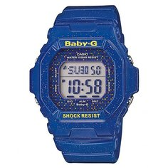 Часы детские Casio G-Shock Baby-G Bg-5600Gl-2E Blue
