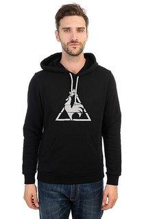 Толстовка кенгуру Le Coq Sportif Chronic Po Hood Black