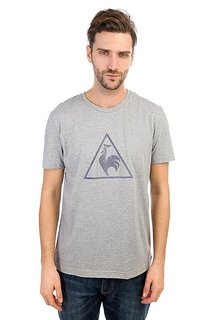 Футболка Le Coq Sportif Abrito Light Heather Grey