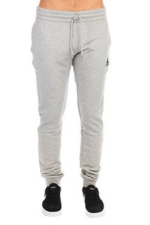 Штаны спортивные Le Coq Sportif Pant Bar Slim Unbr Light Heather Grey