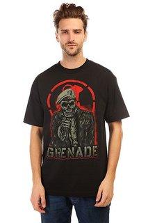 Футболка Grenade Enlister Black