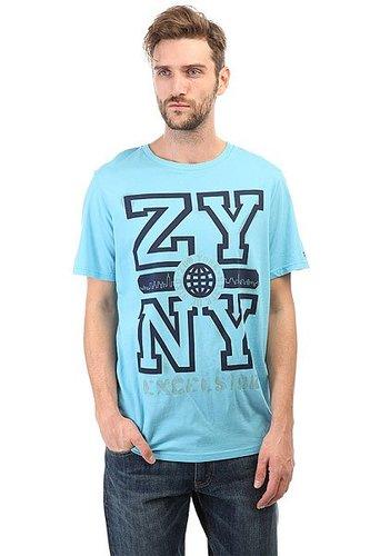 Футболка Zoo York Zys11-90359 Blue Jay