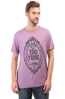Футболка Zoo York Z White Purple