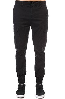 Штаны узкие Globe Goodstock Slim Cargo Black