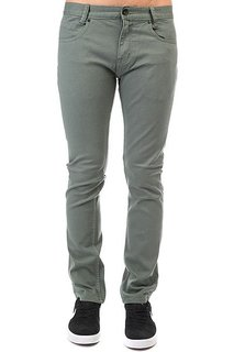 Джинсы узкие Billabong Slim Outsider Color Forest
