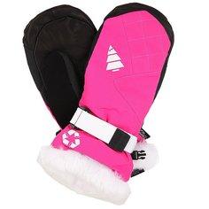 Варежки сноубордические женские Picture Organic Jam Pink