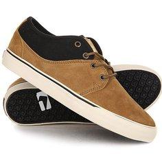Кеды кроссовки низкие Globe Mahalo Brown/Black