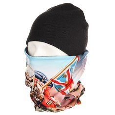 Шарф труба Celtek Meltdown Neck Gaiter Iron Maiden Trooper