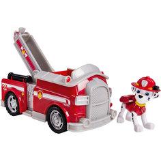 Машинка спасателя и щенок Маршал, Щенячий патруль, Spin Master