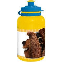 """Бутылка пластиковая """"Тайная жизнь домашних животных"""" 400 мл Новый Диск"""