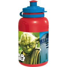 "Бутылка пластиковая ""Звёздные войны"" 400 мл Новый Диск"