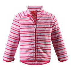 Куртка для девочки флисовая Reima