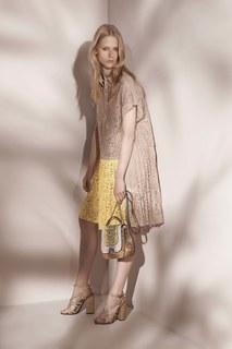 Кружевное платье No.21