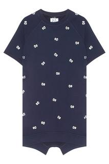 Хлопковое платье Zoe Karssen
