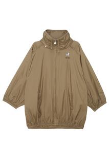 Однотонная куртка No.21