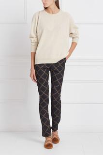 Хлопковые брюки Janelle Isabel Marant Etoile