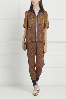 Блузка с принтом 3.1 Phillip Lim
