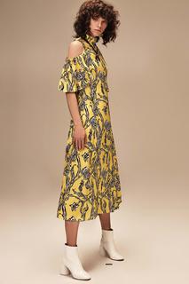 Платье с принтом Ellery