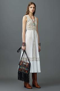 Кожаная сумка Valentino
