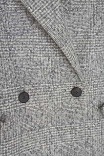 Шерстяное пальто Luda Nikishina